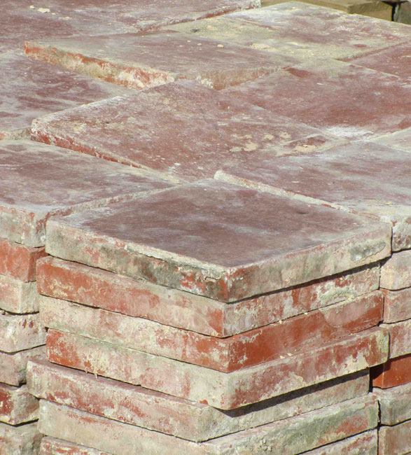 Quarry-tiles